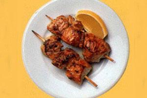 Maurisk kebab